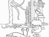 Disney Coloring Pages Monsters Inc Monsters Inc University Coloring Pages 3