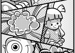 Disney Coloring Pages Monsters Inc Pin by Rebecca Stinde On Coloring Pages