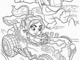 Disney Coloring Pages Wreck It Ralph Coloring Page Wreck It Ralph Ralph Vanellope