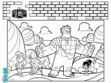 Disney Coloring Pages Wreck It Ralph Wreck It Ralph Coloring Pages Hellokids