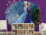 Disney Fairy Wall Mural Pin Auf Kinderzimmer ▷ Eiskönigin Frozen