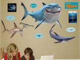 Disney Finding Nemo Wall Mural Disney Finding Nemo Sharks Wall Decal
