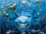 Disney Finding Nemo Wall Mural Finding Nemo Disney Wall Mural Wallpaper