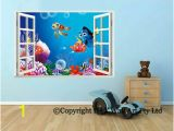 Disney Finding Nemo Wall Mural Finding Nemo Nursery Zeppy