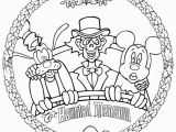 Disney Haunted Mansion Coloring Pages 333 Best Disney Scrapbook Halloween Images In 2020