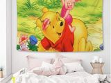Disney Lion King Wall Murals Amazon Disney Collection Tapestry Cartoons Piglet