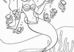 Disney Little Mermaid Coloring Pages Free Little Mermaid Coloring Pages