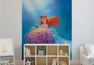 Disney Little Mermaid Wall Mural Fototapeta Disney Malá Mořská V­la Ariel
