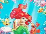 Disney Little Mermaid Wall Mural Pin by Madeline On Disney