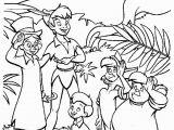 Disney Peter Pan Coloring Pages Free Peter Pan Coloring Pages Free