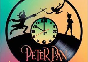 Disney Peter Pan Wall Murals Amazon Peter Pan Disney Handmade Vinyl Record Wall