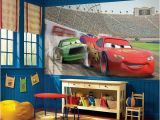Disney Pixar Cars Wall Mural 25 Disney Inspired Rooms that Celebrate Color and Creativity