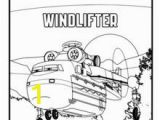 Disney Planes Fire and Rescue Coloring Pages Windlifter Coloring Pages Hellokids