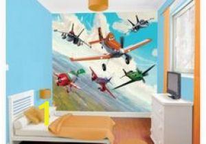 Disney Planes Wall Mural 9 Best Disney Planes themed Bedroom Images