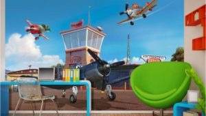 Disney Planes Wall Mural Amazing Disney Planes Wallpaper Mural by Wallandmore …