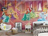 Disney Princess Ballroom Wall Mural Disney Princess Wall Mural Zeppy