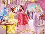 Disney Princess Ballroom Wall Mural Pin by Vickie Hunter On Little Girls Room