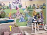 Disney Princess Castle Giant Wall Mural 86 Best Wall Murals Images