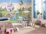 Disney Princess Castle Giant Wall Mural Disney Fairies Wall Murals for Girls