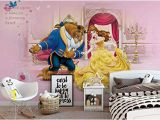 Disney Princess Castle Giant Wall Mural Disney Princesses Beauty Beast Wallpaper Wall Mural