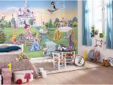 Disney Princess Castle Wall Mural Disney Fairies Wall Murals for Girls