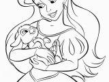 Disney Princess Coloring Pages Easy Walt Disney Coloring Pages Princess Ariel Walt Disney
