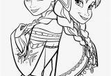 Disney Princess Coloring Pages Frozen Elsa and Anna 10 Best Elsa