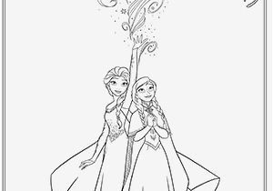 Disney Princess Coloring Pages Frozen Elsa and Anna Beste Von Inspiration Malvorlagen Disney Elsa Druckfertig