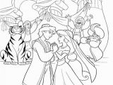 Disney Princess Jasmine Coloring Pages Disney Wedding Drawing Coloring Pages