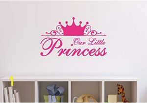 Disney Princess Mural Stickers Buy asian Paints Wall S Our Little Princess Baby Wall Sticker Pvc