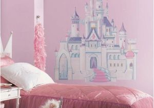 Disney Princess Mural Stickers Disney Princess Castle Peel & Stick Giant Wall Decal