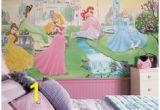Disney Princess Wall Mural Uk 50 Best Disney Wall Murals Images