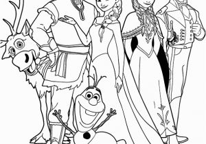 Disney Printable Coloring Pages Frozen Free Printable Frozen Coloring Pages for Kids Best Coloring Pages