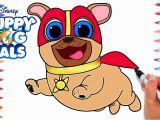 Disney Puppy Dog Pals Coloring Pages Unique Coloring Pages Dog Printable Picolour