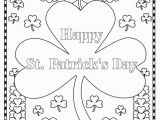 Disney St Patrick S Day Coloring Pages Free Printable St Patrick S Day Coloring Pages
