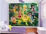 Disney Tinkerbell Wall Mural 8 Best Decoratiuni Pentru Copii Images