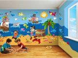 Disney Tinkerbell Wall Mural Wandsticker Piraten Schatzsuche