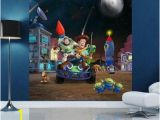 Disney toy Story Wall Mural Childrens Dream Bedrooms Decorating with Wallpaper and