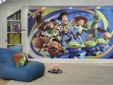 Disney toy Story Wall Mural Disney Pixar toy Story 3 Prepasted Wall Mural 10 5 W X 6 H