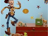 Disney toy Story Wall Mural Roommates toy Story Woody Giant Peel and Stick Wall Decal Rmk1430gm