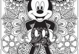 Disney Trippy Coloring Pages Mouse Mickeymousecoloringpages Mickey