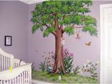 Disney Wall Mural Stencils Fairy Wall Mural Gothic Woodland and Princess Wall Murals