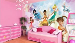 Disney Wall Murals Uk Disney Fairies Wall Murals for Girls