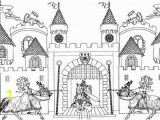 Disney World Castle Coloring Pages King Arthur Castle Lots Of Great Free Printable Coloring