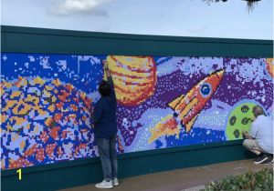 Disney World Wall Murals 5 Not to Miss Things at the Epcot International Festival the Arts
