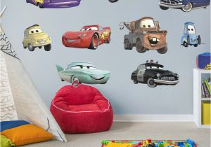 Disney World Wall Murals Cars Collection X Ficially Licensed Disney Pixar