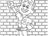 Disney Wreck It Ralph Coloring Pages Wreck It Ralph Coloring Picture