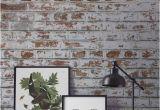 Distressed Brick Wall Mural Hallways 16 Fabulous Wallpaper Ideas