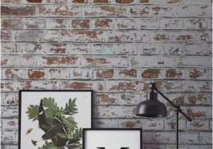Distressed Brick Wall Mural Hallways 16 Fabulous Wallpaper Ideas