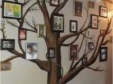 Diy Family Tree Wall Mural A Beautiful Family Tree Mural for Your Home Add Framed